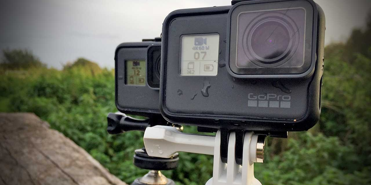 GoPro exits drone market, puts itself up for sale