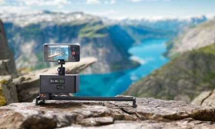 Interview with InMotion smart slider founder Slawek Potasz
