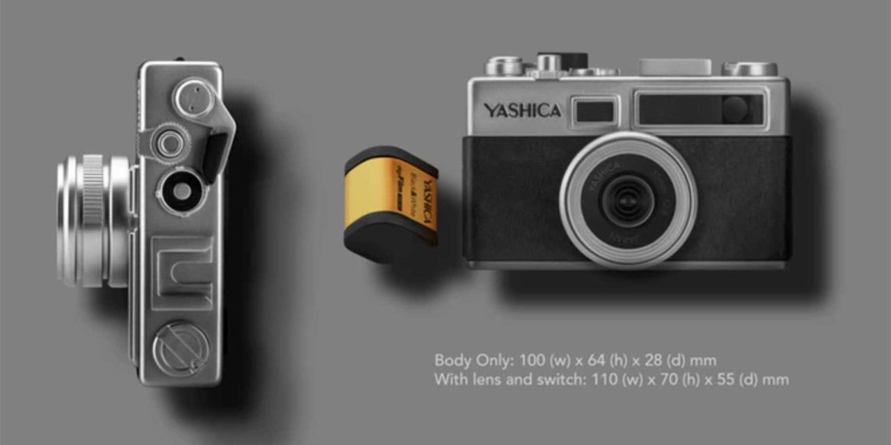 Yashica updates digiFilm camera Kickstarter page with Y35 demo videos amid criticism