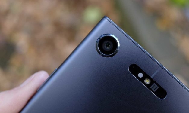 Sony Xperia XZ1 camera review