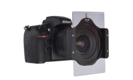 B+W launches new filter holder