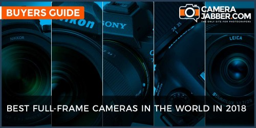 Best Full-Frame Cameras