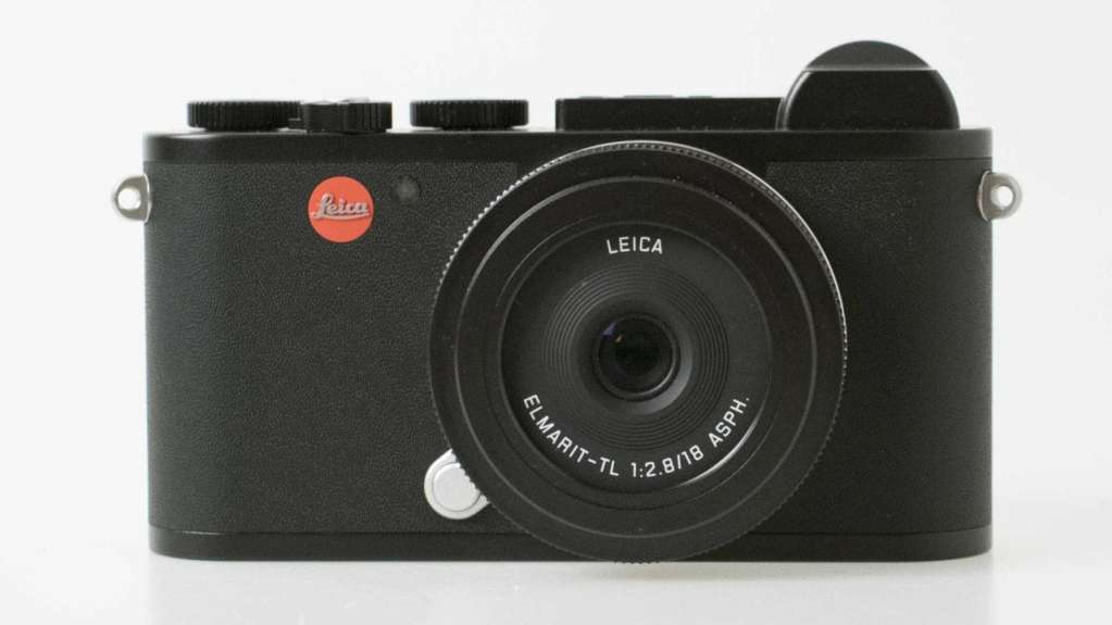 Leica CL Review: Front