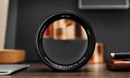 Leica launches Noctilux-M 75mm f/1.25 ASPH lens for M system