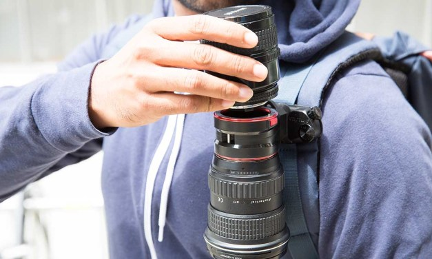 Peak Design Capture Lens review