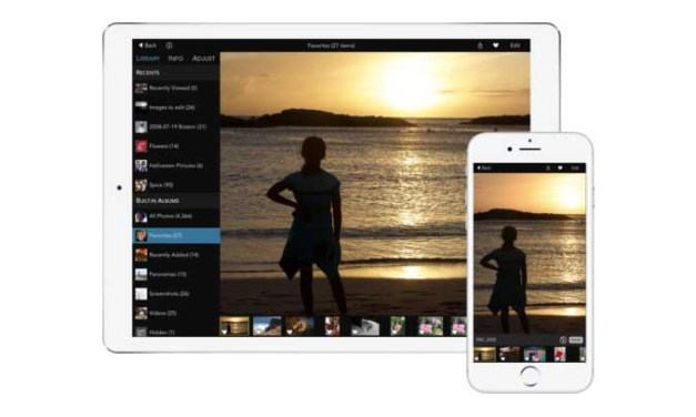 RAW Power app lets users edit raw files on iOS devices