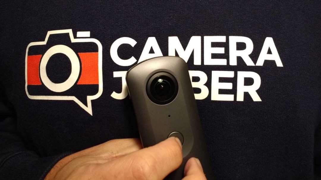 Ricoh Theta V Review