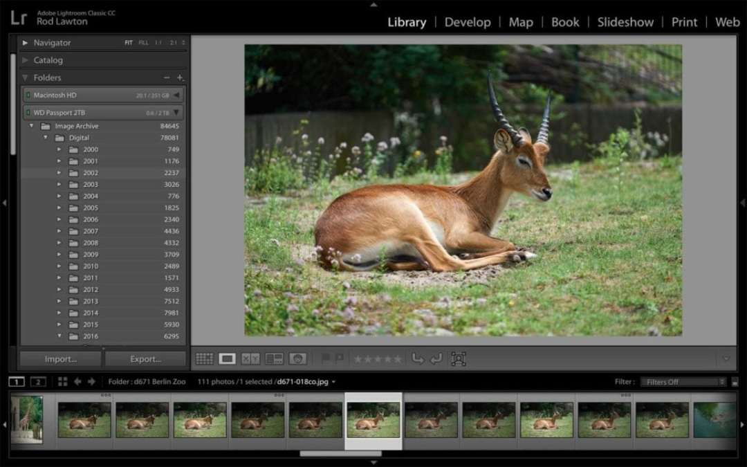 What is Lightroom Classic?