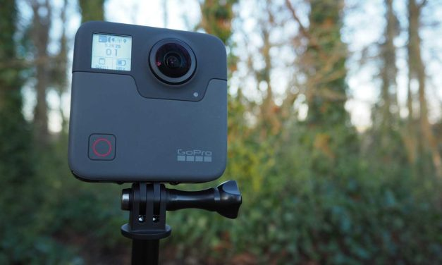 How to set up your GoPro Fusion