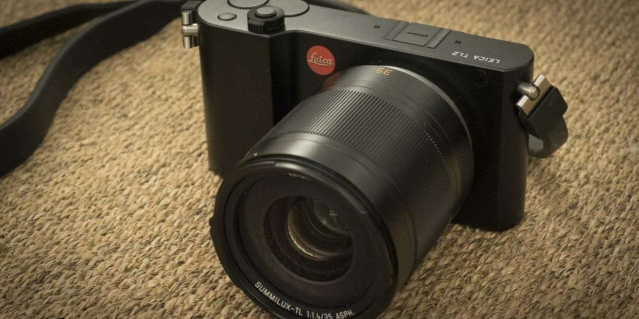 Leica TL2 review