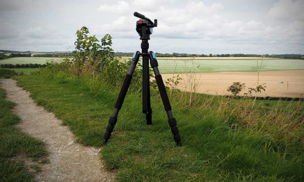 Sirui W-1204 Tripod Review
