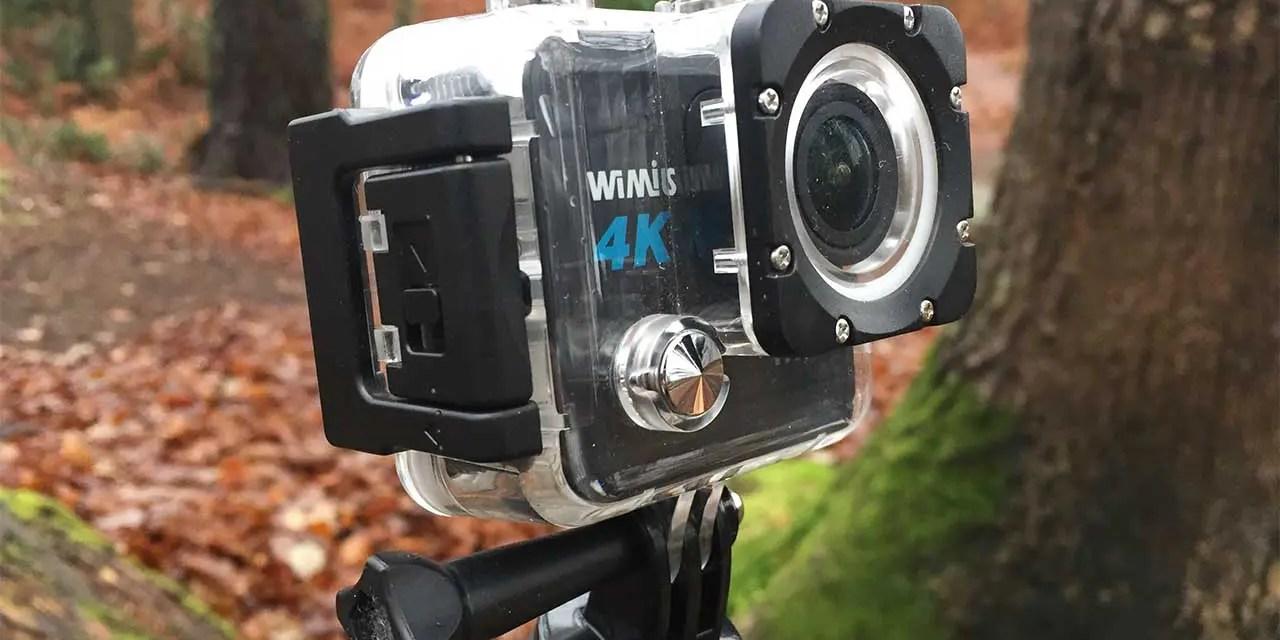 Wimius L1 4K Review