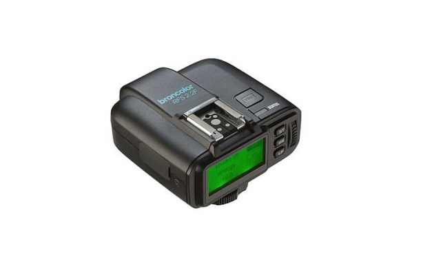 broncolor launches wireless transmitter for Fujifilm cameras