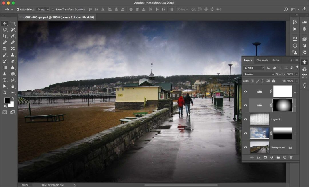 Photoshop CC 2018 review: in use
