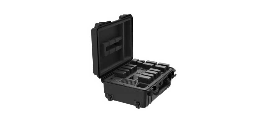 DJI launches new Battery Station for filmmakers