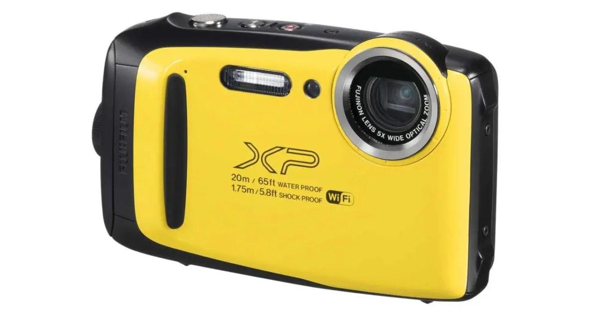Fujifilm XP130: price, specs, release date confirmed