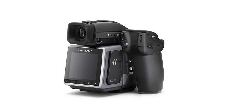 Hasselblad launches H6D-400c which can shoot 400MP images