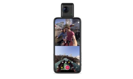 Insta360 launches Nano S for iPhone