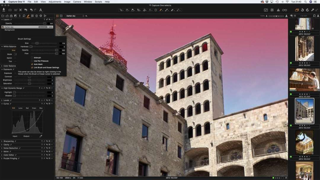 What's new in Capture One Pro 11?
