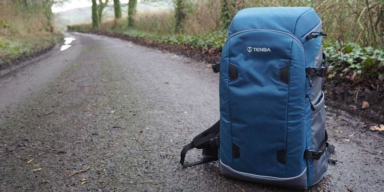Tenba Solstice photo backpack review – 20L version
