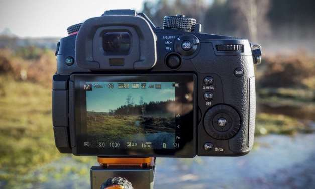 How to set up a tripod for photography