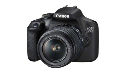 Canon EOS 2000D / Rebel T7: price, specs, release date revealed