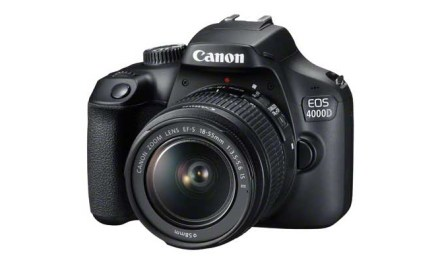 Canon EOS 4000D / Rebel T100: price, specs, release date confirmed