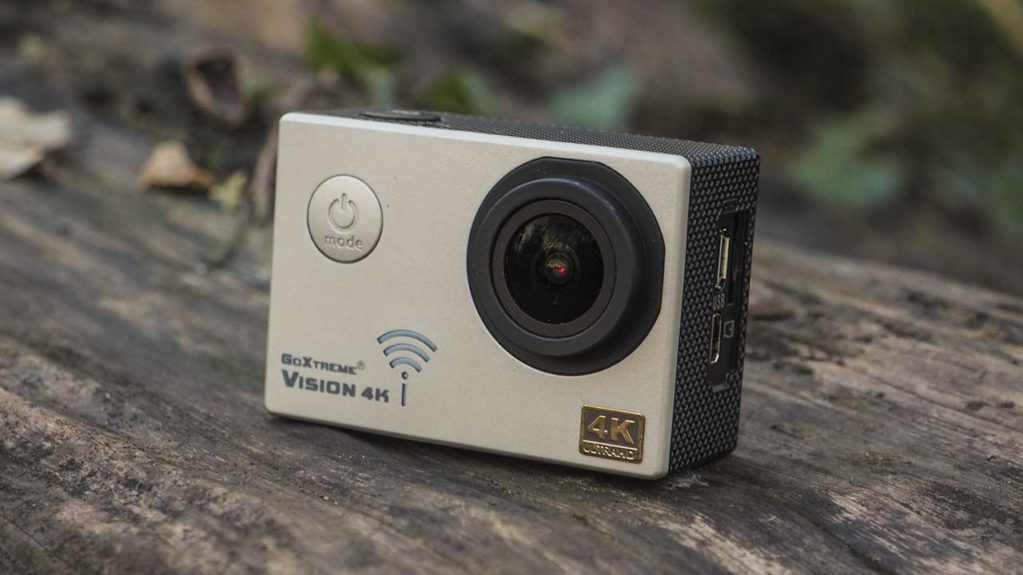 GoXtreme Vision 4K Review