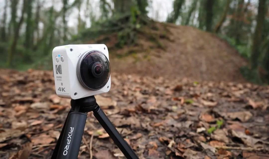 Kodak PixPro 4KVR360 / Orbit360 4K review