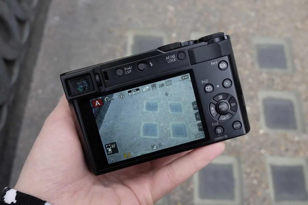 Panasonic TZ200 Review: verdict