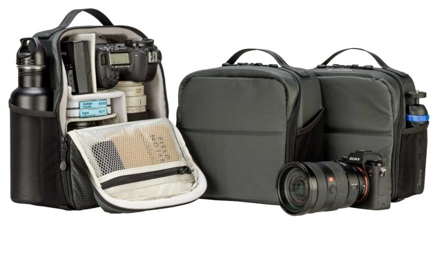 Convert any bag into a camera bag with Tenba BYOB