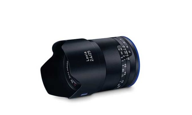 Zeiss launches Loxia 25mm f/2.4 for Sony full-frame cameras