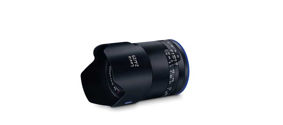 Zeiss launches Loxia 25mm f/2.4 for Sony full-frame cameras | Camera ...