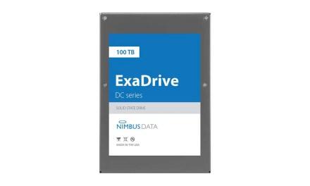 Nimbus Data unveils 100TB SSD