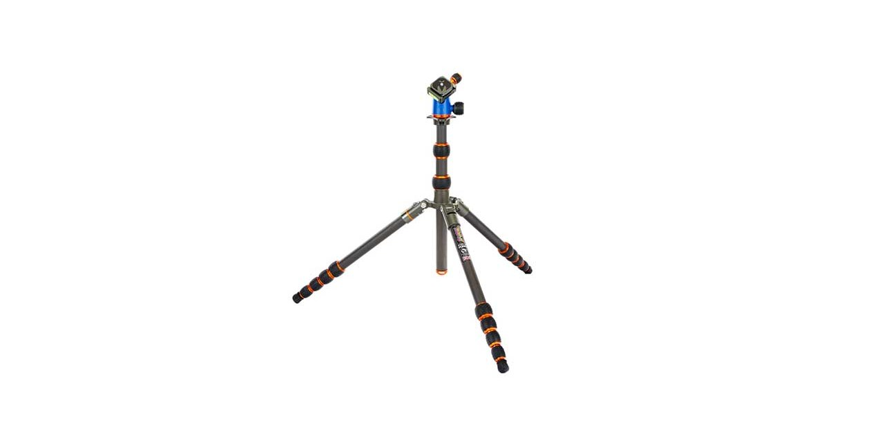 3 Legged Thing launches carbon fibre Punks Brian tripod
