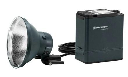 Elinchrom launches 'powerful' ELB 500 TTL flash system