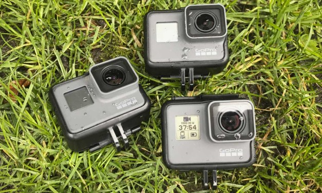 GoPro revenue beats expectations in Q1 2018