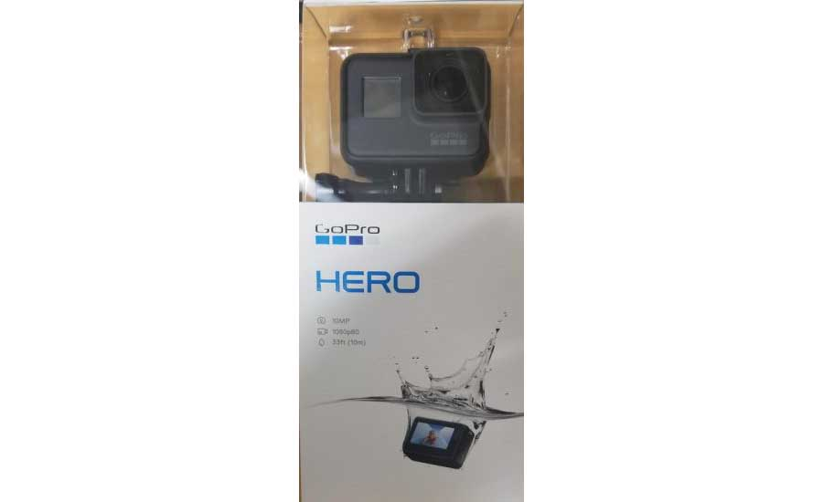 New GoPro Hero entry-level camera spotted in the wild