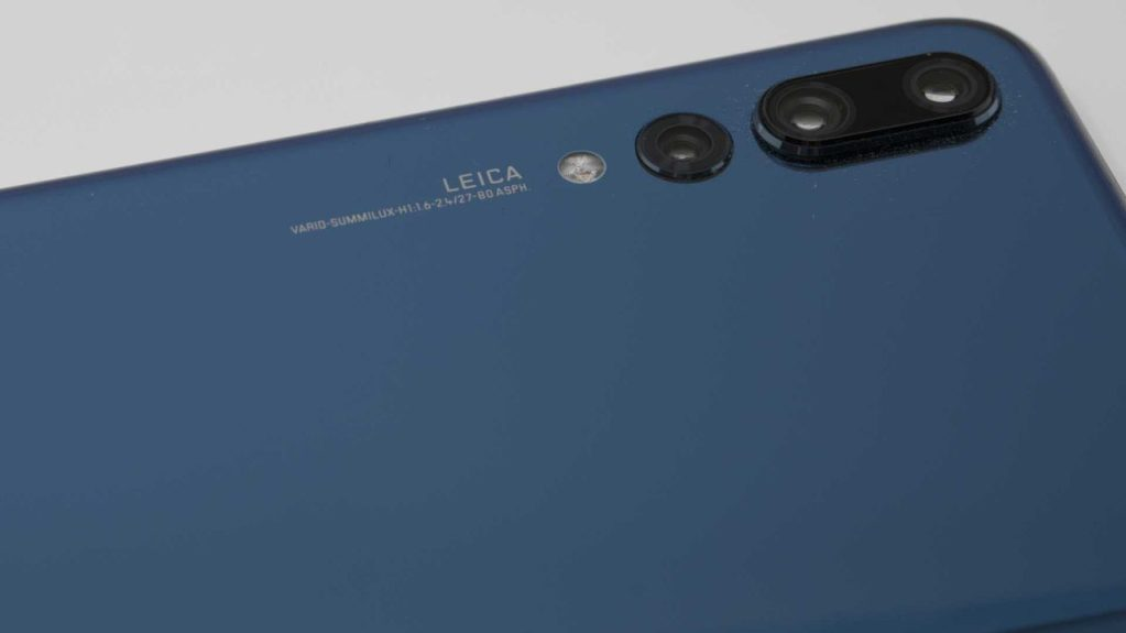 Huawei P20 Pro Camera Review: Camera Module