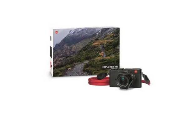 Leica launches D-Lux Explorer Kit