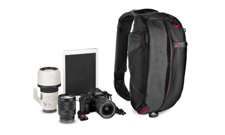 Manfrotto launches Pro Light FastTrack 2-in-1 sling camera bag