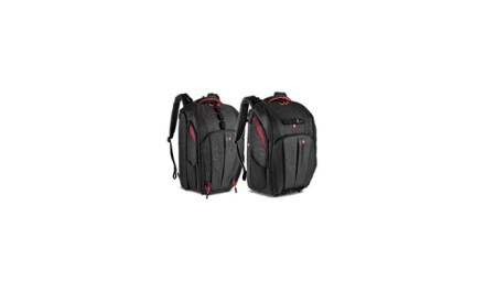 Manfrotto launches carry-on size Pro Light Cinematic backpacks