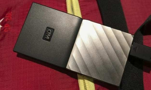 Western Digital My Passport SSD Review