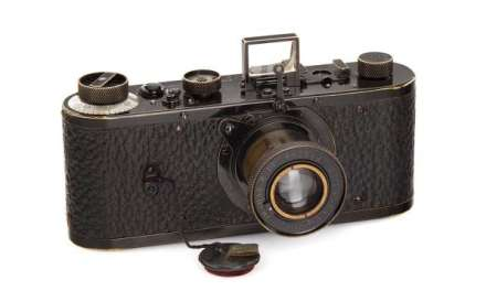 World's most expensive camera: 1923 Leica 0-series breaks record at auction