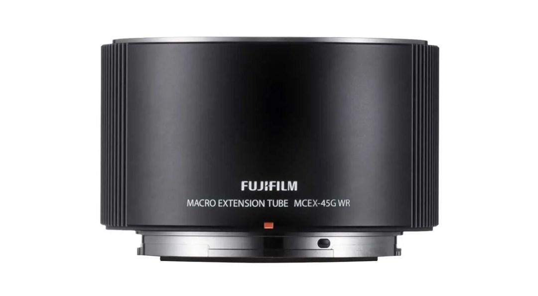 Fuji Macro extension tubes