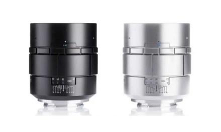 Meyer-Optik Goerlitz unveils Nocturnus 75mm f/0.95 lens