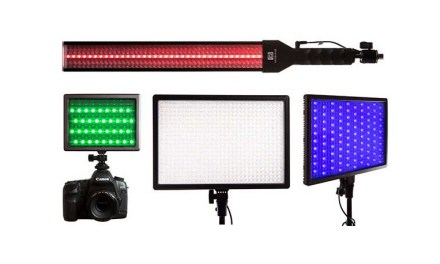 Kenro announces new NanGuang RGB lighting range