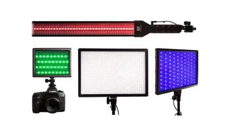 Kenro announces new NanGuang RGB lighting range