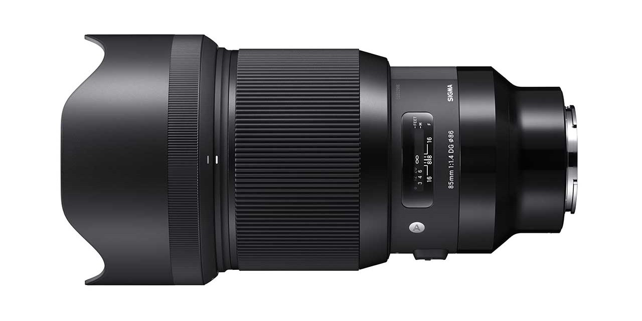 Sigma confirms prices, release dates of new Sony E-mount Art prime lenses