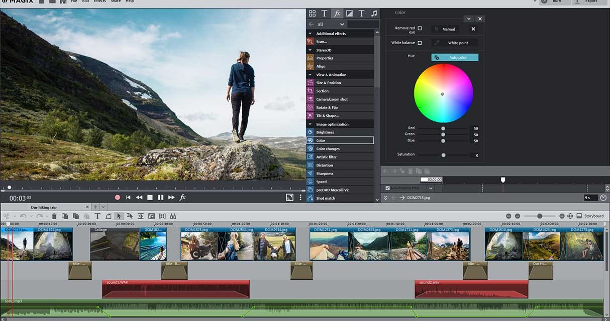 MAGIX launches Photostory Premium VR software